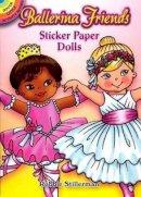 Stillerman, Robbie - Ballerina Friends Sticker Paper Dolls - 9780486465746 - V9780486465746