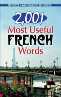 McCoy, Heather - 2,001 Most Useful French Words (Dover Language Guides French) - 9780486476155 - V9780486476155