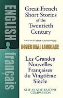 - Great French Short Stories of the Twentieth Century: A Dual-Language Book (Dover Dual Language French) - 9780486476230 - V9780486476230