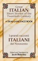 Blakesley, Jacob - Great Italian Short Stories of the Twentieth Century - 9780486476315 - V9780486476315