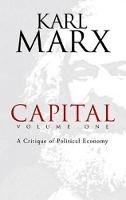 Marx, Karl - Capital, Volume One: A Critique of Political Economy - 9780486477480 - V9780486477480