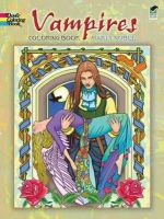 Noble, Marty - Vampires Coloring Book - 9780486478487 - V9780486478487