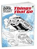 Tony Tallarico Sr. - Tony Tallarico's QUICK DRAW Things That Go (Dover How to Draw) - 9780486481197 - V9780486481197