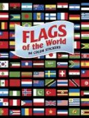 A. G. Smith - Flags of the World: 96 Color Stickers (Dover Stickers) - 9780486485263 - V9780486485263