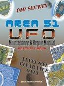 Gaffney, Sean Kevin - AREA 51 UFO Maintenance and Repair Manual Activity Book - 9780486490359 - V9780486490359