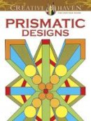 Thenen, Peter Von - Creative Haven Prismatic Designs Coloring Book - 9780486493121 - V9780486493121