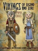 Leonard, Kiri Østergaard - Vikings of Legend and Lore Paper Dolls - 9780486493343 - V9780486493343