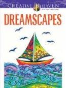 Adatto, Miryam - Creative Haven Dreamscapes Coloring Book - 9780486494227 - V9780486494227