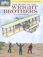 LaFontaine, Bruce - BOOST the Story of the Wright Brothers Coloring Book - 9780486494401 - V9780486494401