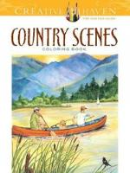 Barlowe, Dot, Creative Haven - Creative Haven Country Scenes Coloring Book (Creative Haven Coloring Books) - 9780486494555 - V9780486494555
