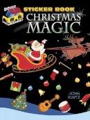 John Kurtz - Christmas Magic Sticker Book (Dover 3D Sticker Books) - 9780486498249 - V9780486498249
