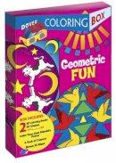 Dover - Geometric Fun 3-D Coloring Box - 9780486499741 - V9780486499741