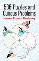 Dudeney, Henry E. - 536 Puzzles and Curious Problems - 9780486796864 - V9780486796864