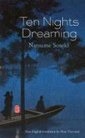 Soseki, Natsume - Ten Nights Dreaming: and The Cat's Grave (Dover Books on Literature and Drama) - 9780486797038 - V9780486797038