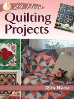 Weiss, Rita - 24-Hour Quilting Projects (Dover Quilting) - 9780486800318 - V9780486800318