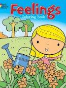 Kurtz, John - Feelings Coloring Book - 9780486807102 - V9780486807102