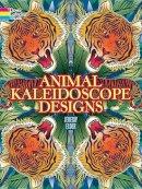 Elder, Jeremy - Animal Kaleidoscope Designs Coloring Book (Dover Coloring Books) - 9780486808833 - V9780486808833