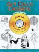 Noble, Marty - Art Deco Designs (Dover Electronic Clip Art) - 9780486996639 - V9780486996639