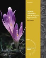 John McMurry - Organic Chemistry: With Biological Applications - 9780495391470 - V9780495391470