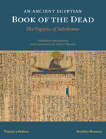 O' Rourke, Paul F. - An Ancient Egyptian Book of the Dead: The Papyrus of Sobekmose - 9780500051887 - V9780500051887
