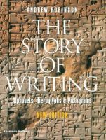 Robinson, Andrew - The Story of Writing - 9780500286609 - V9780500286609