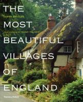 Bentley, James - The Most Beautiful Villages of England - 9780500288382 - V9780500288382