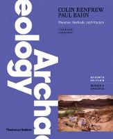 Colin Renfrew, Paul Bahn - Archaeology - 9780500292105 - V9780500292105