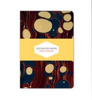 Marks, P. J. M. - Decorated Papers: Journal (Thames & Hudson Gift) - 9780500420539 - V9780500420539