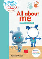 Okido - All About Me: A Kit for Mini Scientists - 9780500650745 - KTG0016597