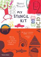 Tullet, Herve - My Stencil Kit - 9780500650752 - V9780500650752