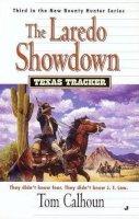 Calhoun, Tom - Texas Tracker, No. 3: The Laredo Showdown - 9780515134049 - KTK0080713