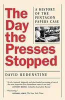 Rudenstine, David - The Day the Presses Stopped - 9780520213821 - V9780520213821