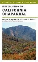 Quinn, Ronald D.; Keeley, Sterling C. - Introduction to California Chaparral - 9780520245662 - V9780520245662