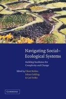 Berkes, Fikret - Navigating Social-Ecological Systems: Building Resilience for Complexity and Change - 9780521061841 - V9780521061841