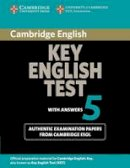 Cambridge ESOL - Cambridge Key English Test 5 Student's Book with answers: Official Examination Papers from University of Cambridge ESOL Examinations (KET Practice Tests) - 9780521123075 - V9780521123075