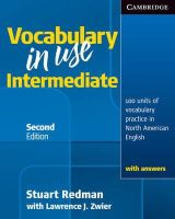 Redman, Stuart - Vocabulary in Use Intermediate Student's Book with Answers - 9780521123754 - V9780521123754