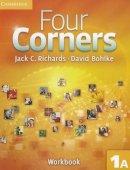 Richards, Jack C., Bohlke, David - Four Corners Level 1 Workbook A - 9780521126496 - V9780521126496