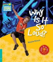 Brasch, Nicolas - Why Is It So Loud? Level 5 Factbook - 9780521137331 - V9780521137331