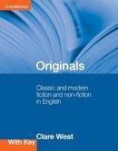 West, Clare - Originals with Key - 9780521140508 - V9780521140508