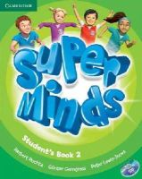 Puchta, Herbert; Gerngross, Gunter; Lewis-Jones, Peter - Super Minds Level 2 Student's Book with DVD-ROM - 9780521148597 - V9780521148597