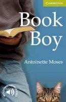 Moses, Antoinette - Book Boy Starter/Beginner (Cambridge English Readers) - 9780521156776 - V9780521156776