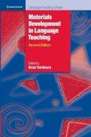 Tomlinson, Brian - Materials Development in Language Teaching - 9780521157049 - V9780521157049