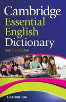 - Cambridge Essential English Dictionary - 9780521170925 - V9780521170925