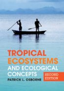 Osborne, Patrick L. - Tropical Ecosystems and Ecological Concepts - 9780521177344 - V9780521177344