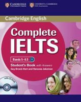 Brook-Hart, Guy, Jakeman, Vanessa - Complete IELTS Bands 5-6.5 Student's Book with Answers with CD-ROM - 9780521179485 - V9780521179485