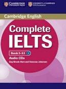 Brook-Hart, Guy; Jakeman, Vanessa - Complete IELTS Bands 5-6.5 Class Audio CDs (2) - 9780521179508 - V9780521179508