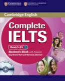 Brook-Hart, Guy; Jakeman, Vanessa - Complete IELTS Bands 5-6.5 Student's Pack (student's Book with Answers with CD-ROM and Class Audio CDs (2)) - 9780521179539 - V9780521179539