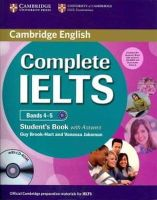 Brook-Hart, Guy, Jakeman, Vanessa - Complete IELTS Bands 4-5 Student's Pack (Student's Book with Answers with CD-ROM and Class Audio CDs (2)) - 9780521179607 - V9780521179607