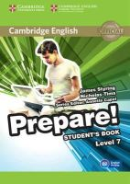 Styring, James, Tims, Nicholas - Cambridge English Prepare! Level 7 Student's Book - 9780521180368 - V9780521180368