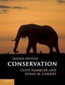Hambler, Clive, Canney, Susan M. - Conservation - 9780521181686 - V9780521181686